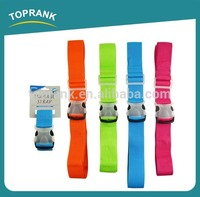 hot selling luggage tag strap coloured with high quality