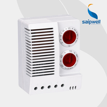 Saipwell Mechanical Temperature and Humidity Controller, Electronic Hygrothermostat ETF 012
