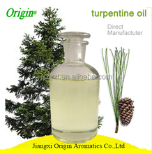 ODM/OEM factory supply pure refined gum turpentine oil for mineral or medicinal In chemical