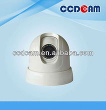 "Optical 3X Zoom 4"" indoor PTZ 24 IR Dome Camera"
