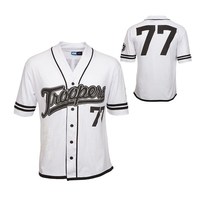 Custom short sleeve cheap baseball jerseys