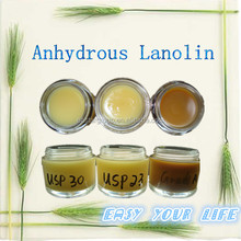 Lanolin Anhydrous CAS # 8006-54-0