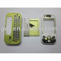 cover housing sets for lg GT360 in yellow