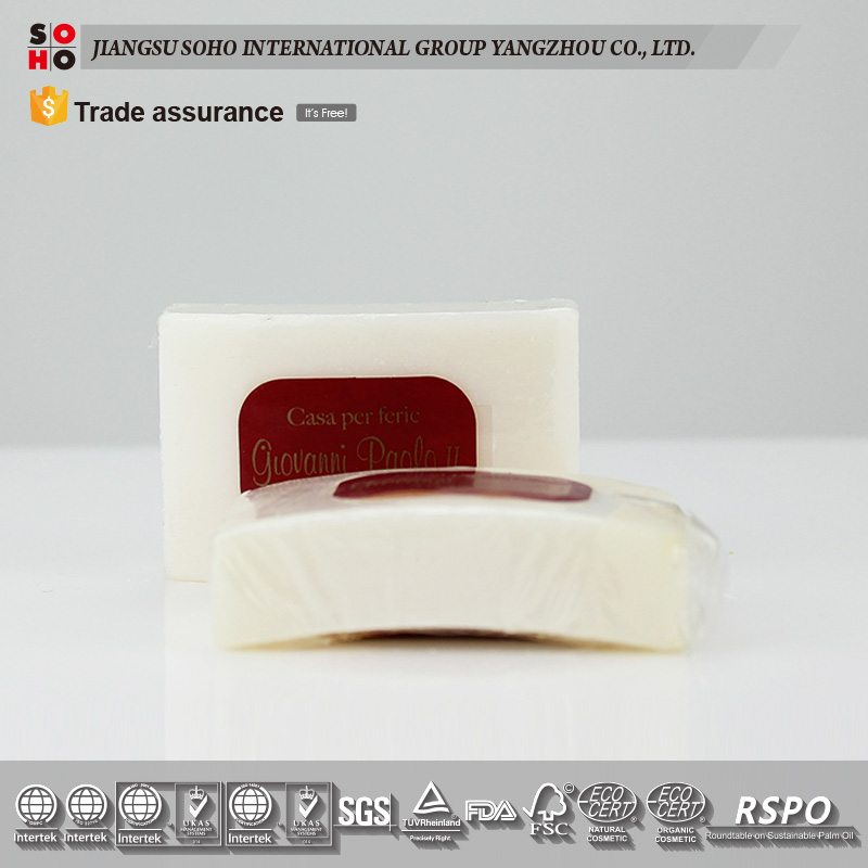 Best selling transparent soap noodle indonesia with customized color