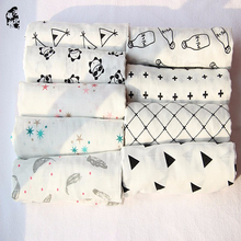 Competitive Price Natural Color Modern Wholesale Baby Muslin Swaddle Blanket soogan