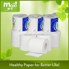 Excellent quality and good price virgin wood pulp toilet tissue / toilet tissue roll