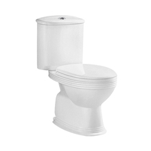 Special design bathroom water closet siphon toilet