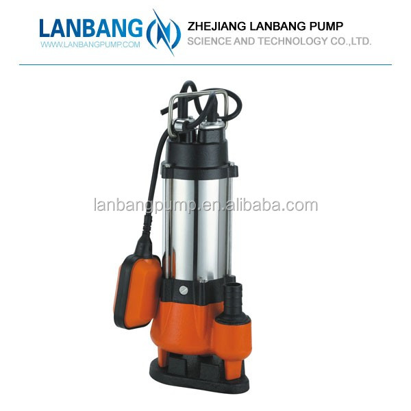 "Stainless Steel 2"" With Float Manufacture 20 Years Provide 2.2 kw submersible pump"