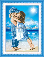 MODERN PAINTING ON CANVAS FAMOUS SEA PAINTINGS, DIY DIAMOND PAINTING 5D