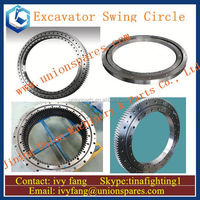Factory Price Excavator Swing Bearing Slewing Circle Slewing Ring for Lonking 220