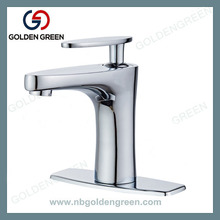 Kitchen Swivel&Pull Out Basin Sink Faucet Chrome Finish Mixer Taps Single Lever