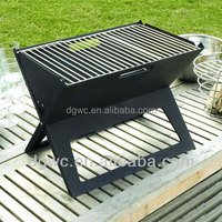 2015 high quality hot selling portable bbq grill