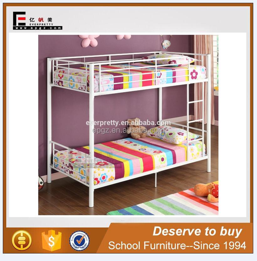 Goedkope dorm stapelbed voor koop metalen frame stapelbedden voor volwassen slaapkamer meubels - Slaapkamer volwassen ...