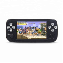 Dual-core 4.3 inch 16G 64Bit 3000 game Video Game Console for NEOGOE\CPS\GBA\GBC\SFC\FC\MD\GG\SMS MP4 portable game console