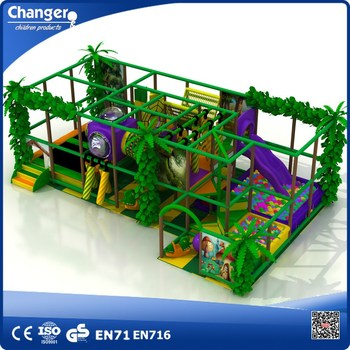 Hot Sale Free Design CE Standard kids mini playground
