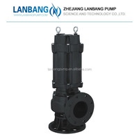 Factory Price Submersible Dewatering Dirty Water Transfer Pump Portable Sewage Pump