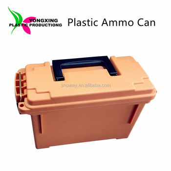 High-quality PP small size ammo can