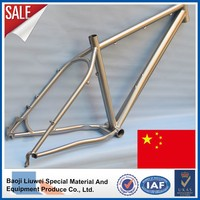 for MTB 5 years warranty Titanium bike
