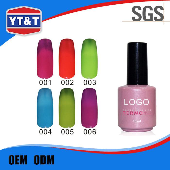 Certified Products Custom Packaging Thermal Nail Art