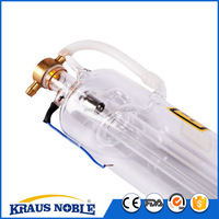 China manufacture top quality co2 laser tube 100w 6000hours