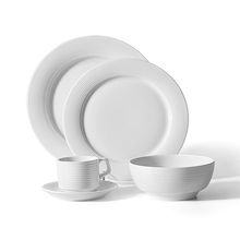 2019 Wholesale Good Price Porcelain Dinner <strong>Plate</strong> White Restaurant Hotel Cheap Bulk Crockery <strong>Plate</strong>