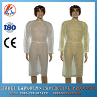 Hot Sale Medical Protective Surgical/Isolation Gown