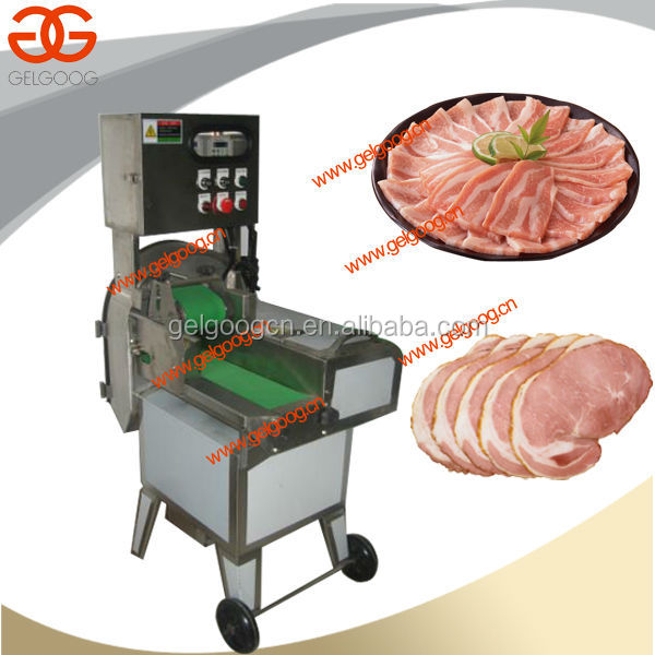Good Price Frozen Beef Cooked Meat Slicing Machine
