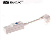 PRCD chinese type leakage protection safety plug 220V Leakage Protection Plug
