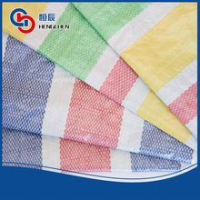 Cheapest cheap fabric roll stripped tarpaulin for backpack