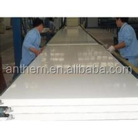 High Pressure Injected Insulation Polyurethane panel