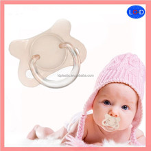 ld manufactory baby plastic pacifier animal