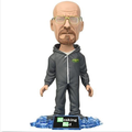 2017 new products 15 cm breaking bad bobblehead toy/custom your own exclusive action figure
