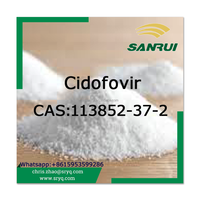 API-Cidofovir, High purity cas 113852-37-2 Cidofovir