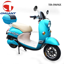Electric motorcycle with pedals 600w pedals moped scooter motorcycle for sales TD356MZ