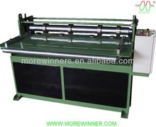 Simple Color Metal Sheet Slitting Machine