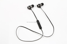 newest design in-ear wireless bluetooth headphone earphone