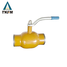 Certificated iso 5211 f316 pieces ball valve China make manufacture