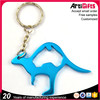 Aluminum cheap keychain beer bottle openers