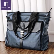 New arrival spring guangzhou leather factory bags handbag for men
