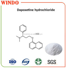 high quality of Dapoxetine hydrochloride 129938-20-1