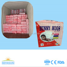 Custom made grade a disposable quality disposable baby diaper