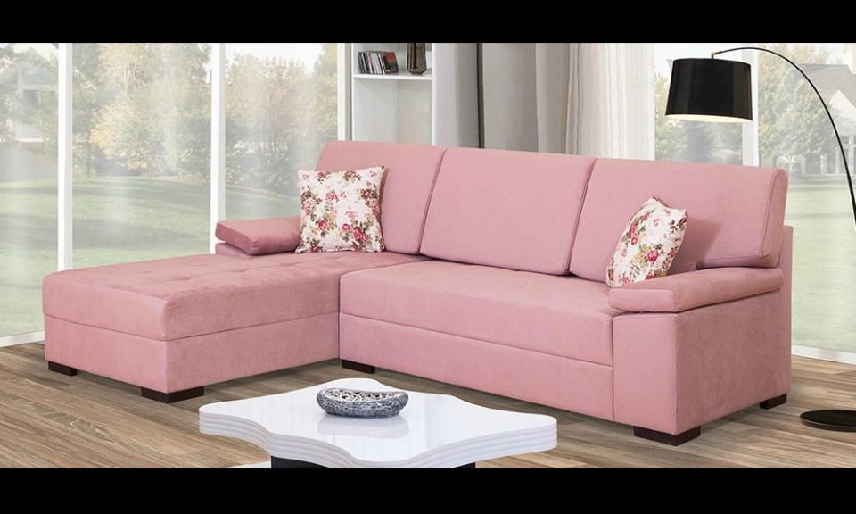 Funky Living Room Corner Sofa Vignette - Living Room Designs ...
