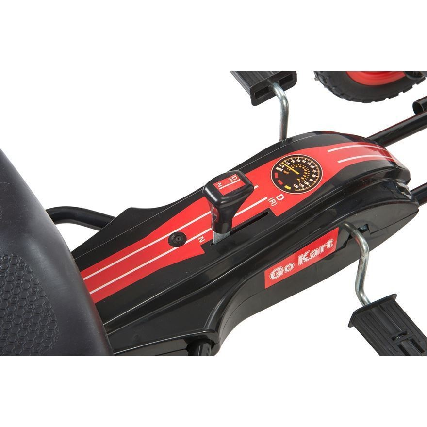 how to build a pedal go kart