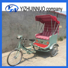 Rickshaw customed pedal and electronic system trishaw for sale