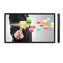 43/49/55/65 inch Capacitive / ir Touch LCD Screen CCTV Wall mounted Monitor
