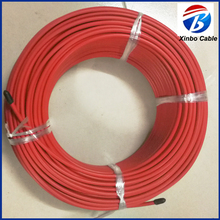 0.6/1KV PV1-F DC photovoltaic cable copper PV solar cable