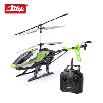 YD-938 Attop toy rc helicopter quadcopter with infrared remote control