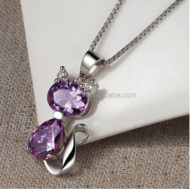 2016 Rhinestones 925 sterling silver <strong>pendant</strong> for women
