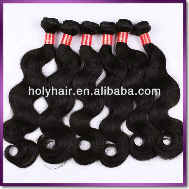 Double drawn weft best selling hair weaving weft beautiful style names of hair extension
