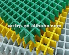 fibre reinforced grating in oil & gas